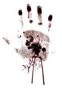 12745321-bloody-hand-print-painted-isolated-on-a-white-background